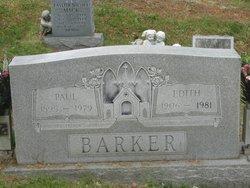 Edith H. <i>Campbell</i> Barker