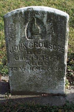 John C Crousore, Jr