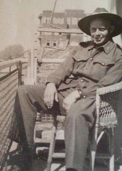 L-Sgt Arthur Palmer
