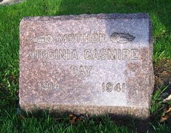 Virginia E <i>Casmire</i> Day