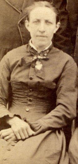 Lydia Eliza <i>Hibler</i> Leach