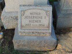 Josephine <i>Flading</i> Hiener