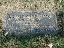 Donald A. Hesselman