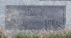 Ida Gertrude <i>Pinkham</i> Bailey