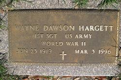 Wayne Dawson Hargett