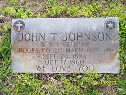 John Tuville Johnson