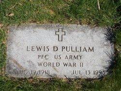 Lewis D Pulliam