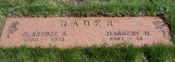 Clarence Rader