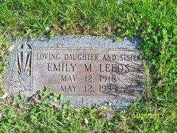 Emily M Leeds