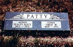 Obed William Patty