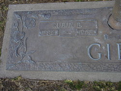 Ruben Bennet Benny Gibbs
