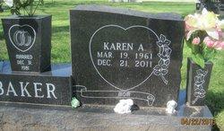 Karen A <i>Fellows</i> Baker