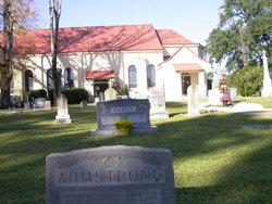 Mary A. <i>Davis</i> Armstrong
