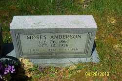 Moses Anderson