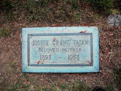 Josephine Josefa <i>Grant</i> Fagan