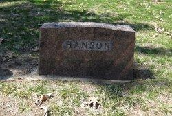 Myrtle Harriet Hanson
