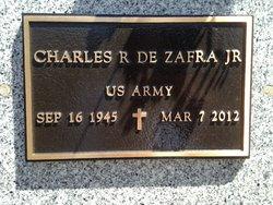 Charles Roderick Chuck De Zafra, Jr
