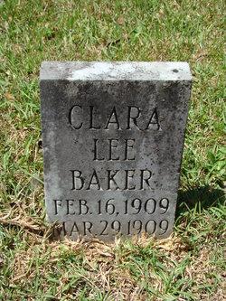 Clara Lee Baker
