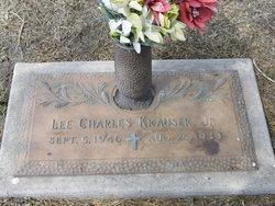 Lee Charles Krauser, Jr