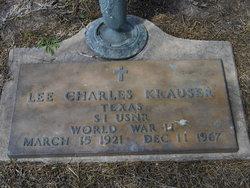 Lee Charles Krauser, Sr