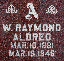 Walter Raymond Aldred