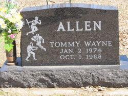 Thomas Wayne Allen