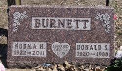 Donald Squires Burnett