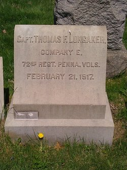 Capt Thomas F. Longaker