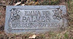 Emma Matilda <i>Williams</i> Palmer