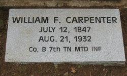 William Fletcher Carpenter