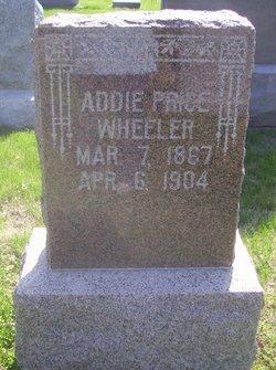 Addie Price Wheeler
