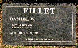 Daniel William Fillet
