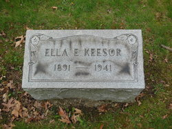 Ella Edna Ellie <i>Smith</i> Keesor