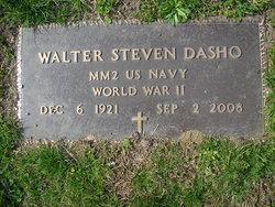 Walter Steven Dasho