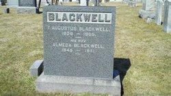 Almeda <i>Stout</i> Blackwell