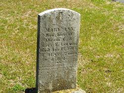 Mary Ann Lawton