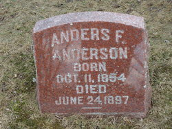 Andreas Frederick Anders Anderson