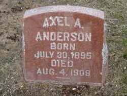 Axel Abdon Anderson