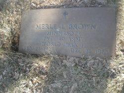 Merle L Brown