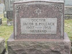 Dr Jacob B. Pollack