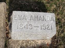 Mrs Eva Amanda <i>McMillan</i> Rucker