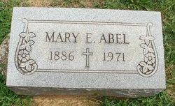 Mary Elizabeth <i>Hoppenjans</i> Abel