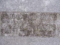 John Hemphill Coulter