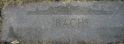 Romie C. Bach