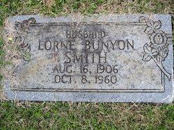 Lorne Bunyan Smith