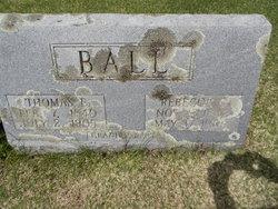 Thomas E. Ball