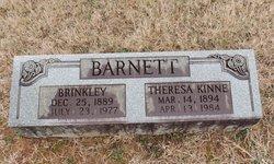 Harriet Theresa <i>Kinne</i> Barnett