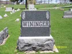 Verna L <i>Fisher</i> Wininger