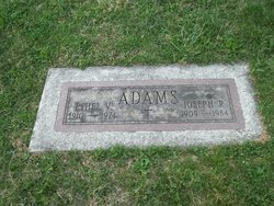 Joseph Richard Adams