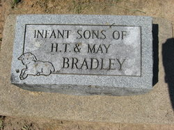 Infant Sons Bradley